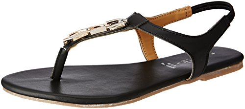 ff8562f78c75 Truly a beautiful piece for a smart lady like you Footin Women s Black Fashion  Sandals – 6 UK India (39 EU)(5616783) – fashion clothing for women at just  ...