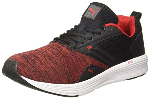 Comet IPD Black-High Risk Red Shoes